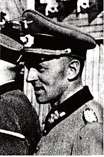Arthur Schmidt (soldier) German general