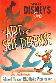 <i>The Art of Self Defense</i> (1941 film) 1941 animated film by Jack Kinney