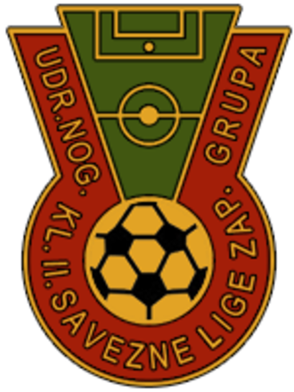 Yugoslav Second League - Second League West Clubs Association