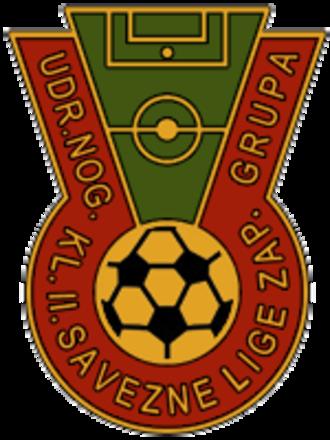 Yugoslav Second League - Second League West Clubs Association