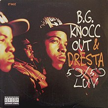 B.G. Knocc Out & Dresta - 50-50 Luv.jpg