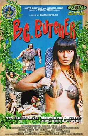 B.C. Butcher - Image: BC Butcher poster