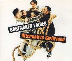Alternative Girlfriend - Image: BNL Alt Girl Spain CD single