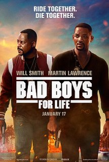 <i>Bad Boys for Life</i> 2020 film directed by Adil & Bilall