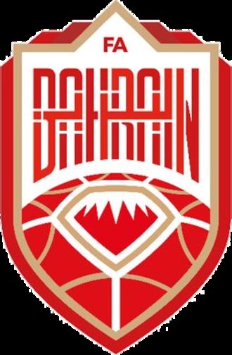 Bahrain national football team - Image: Bahrain football association