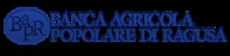Banca Agricola Popolare di Ragusa - Image: Banca Agricola Popolare di Ragusa logo