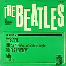 The Beatles Featuring Billy Preston - Get Back - Let Me Down