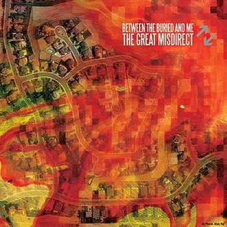 The Great Misdirect - Image: Between the Buried and Me The Great Misdirect cover