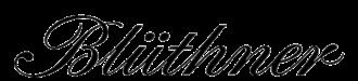 Blüthner - Image: Blüthner Logo