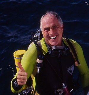 Bob Halstead Underwater photographer, author, journalist and commentator on the recreational diving industry.