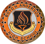 Boyd H Anderson High School Crest