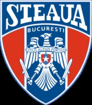 CSA Steaua București (rugby) - Image: CSA Steaua