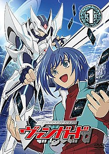 List Of Cardfight Vanguard Episodes Wikipedia