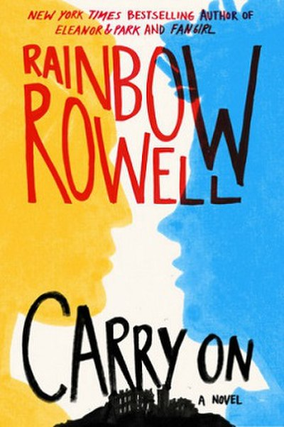 Picture of a book: Carry On
