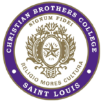 Christian brothers college badge.png