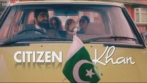 Citizen Khan - Image: Citizen Khan Title Card