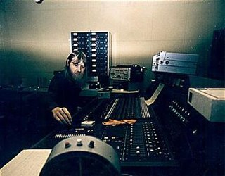 Conny Plank German record producer and musician