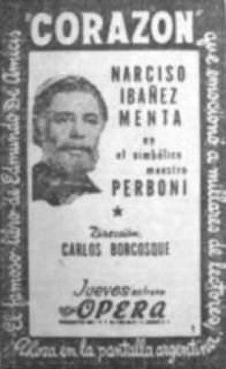 Corazón (film) - Image: Corazon 1947