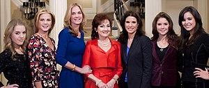 Cramer family - Image: Cramer Women 2010