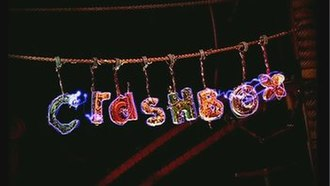 Crashbox - Image: Crashbox logo