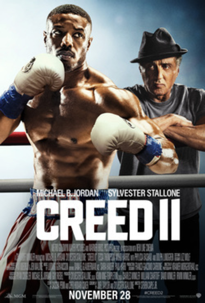 Picture of a movie: Creed II