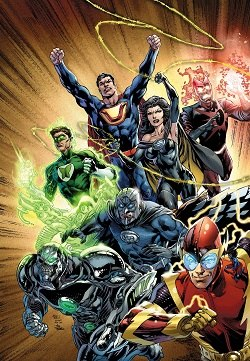 Crime Syndicate (The New 52)