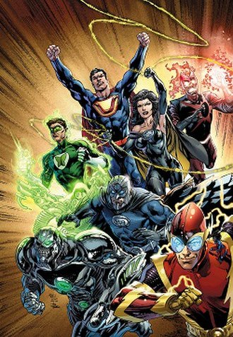 Crime Syndicate of America - Image: Crime Syndicate (The New 52)