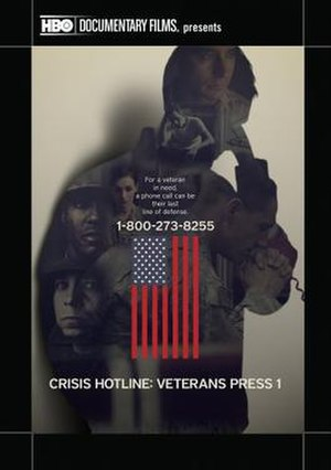Crisis Hotline: Veterans Press 1 - Film poster