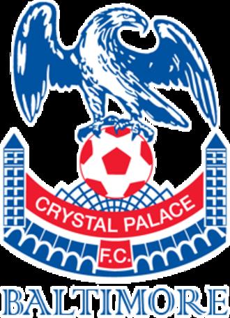 Crystal Palace Baltimore - Image: Crystal Palace FC USA