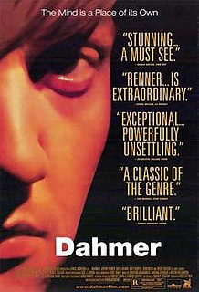 <i>Dahmer</i> (film) 2002 film by David Jacobson