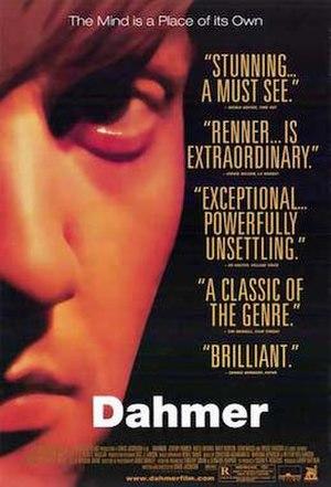 Dahmer (film) - Poster