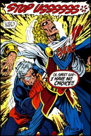 Jericho (comics) - Image: Death of Jericho (DC comics)