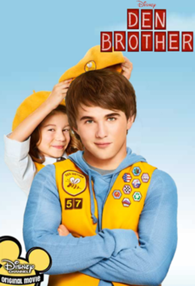 Picture of a movie: Den Brother
