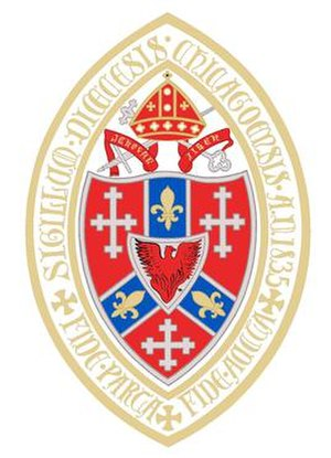 Episcopal Diocese of Chicago - Image: Diocese of Chicago seal