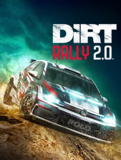 <i>Dirt Rally 2.0</i> 2019 video game
