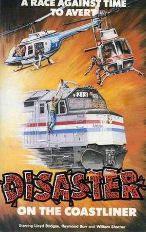 Disaster on the Coastliner - Image: Disaster on the Coastliner