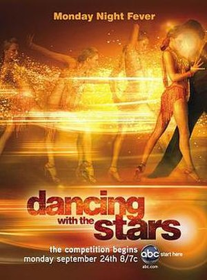 Dancing with the Stars (U.S. season 5) - Image: Dwts 5poster