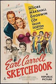 <i>Earl Carroll Sketchbook</i> 1946 film
