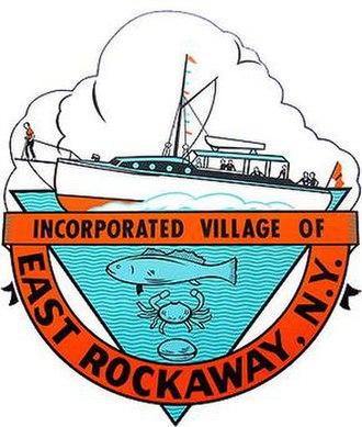 East Rockaway, New York - Image: East Rockaway, New York seal large