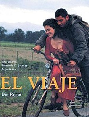 The Journey (1992 film) - Film poster