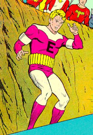 Element Lad - Image: Element Lad Adventure Comics 323