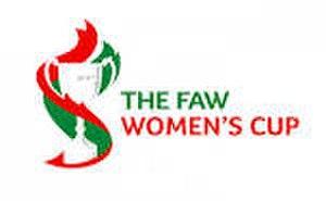 FAW Women's Cup - Image: FAW Women's Cup logo