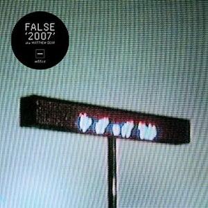 2007 (album) - Image: False 2007