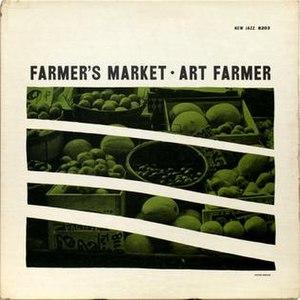 Farmer's Market (album) - Image: Farmer's Market (album)