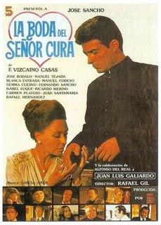 <i>Father Camis Wedding</i> 1979 film by Rafael Gil
