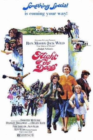 Flight of the Doves - Image: Flight of the Doves Movie Poster 1971 Low Res