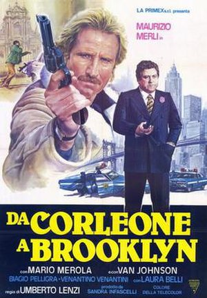 From Corleone to Brooklyn - Image: From Corleone to Brooklyn