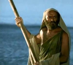 Genesis: The Creation and the Flood - Omero Antonutti as Noah