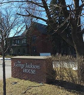 George Jackson House (Toronto) Historic building
