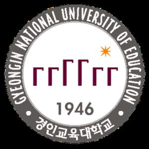 Gyeongin National University of Education - Image: Ginuesymbol